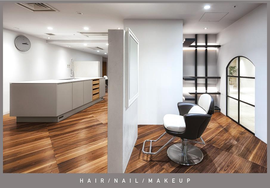 MAISON1895 HAIR/NAIL/MAKEUP