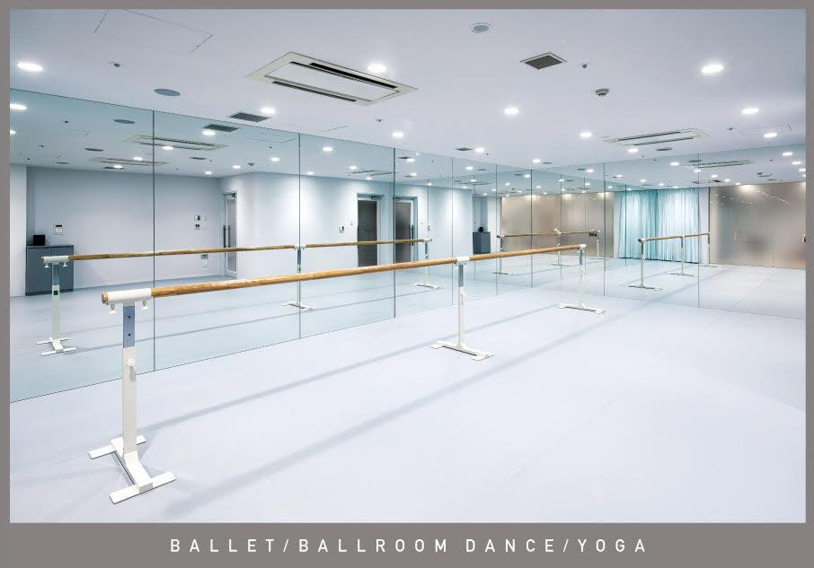 MAISON1895 BALLET/BALLROOM DANCE/YOGA